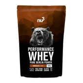 nu3 Performance Whey Chocolate, Pulver
