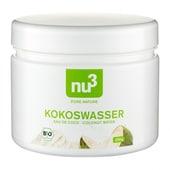 nu3 Kokoswasser, Bio-Pulver
