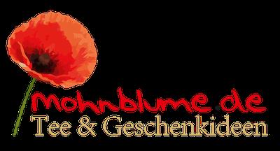 Mohnblume - Tee & Geschenkideen Logo