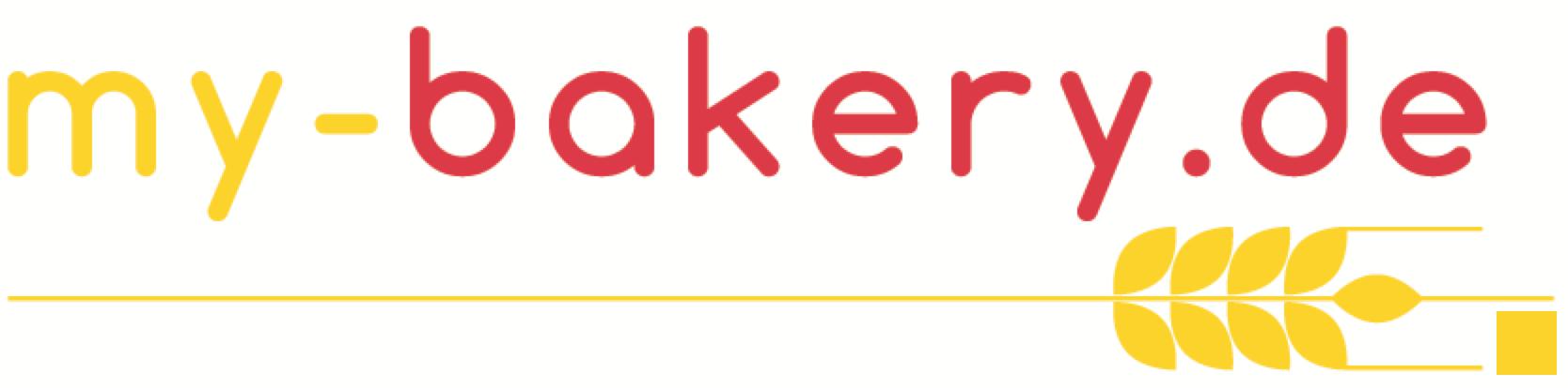 my-bakery Logo