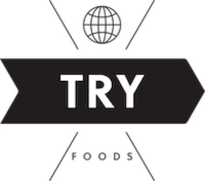 TRY FOODS Logo