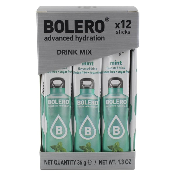Bolero Sticks Mint 12 x 3g Beutel