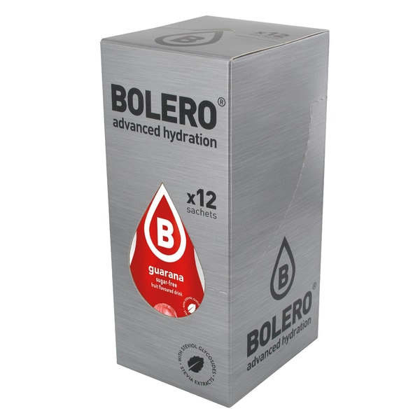 Bolero Drinks Guarana 12 x 9g