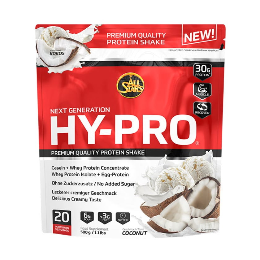 All Stars HY-PRO 85 Cocos 500g Beutel