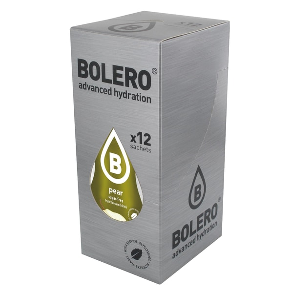 Bolero Drinks Pear (Birne) 12 x 9g