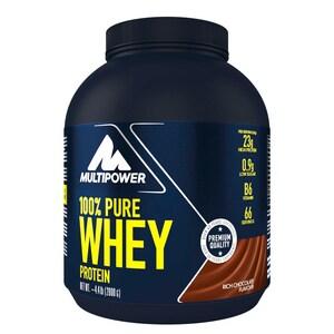 Multipower 100% Whey Protein Schokolade 2000g Dose
