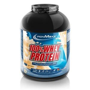 IronMaxx Whey Protein Banane-Joghurt 2350g Dose