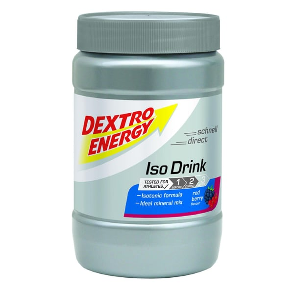 Dextro Energy Red Berry Iso Drink 440g Dose