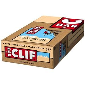 CLIF Bar Energie-Riegel White Chocolate Macadamia 12 x 68g