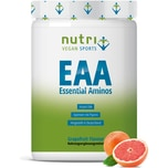 Nutri-Plus Vegan Sports EAA Pulver Grapefruit 500g Dose