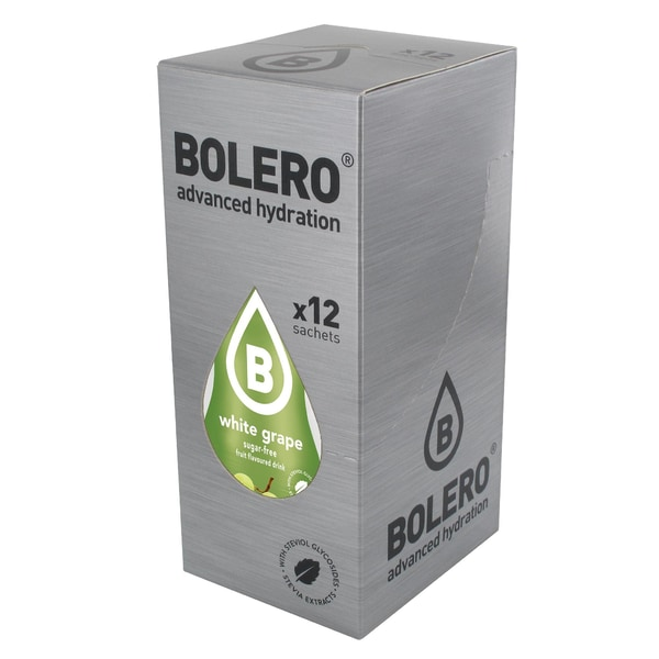 Bolero Drinks White grape (Weiße Traube) 12 x 9g
