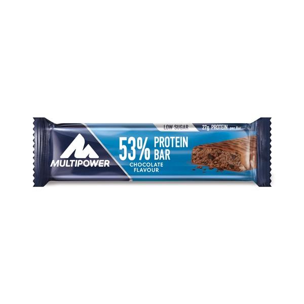 Multipower 53% Protein Bar Chocolate-Cream 1 x 50g Riegel