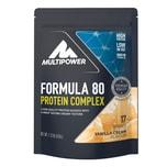Multipower Formula 80 Protein Complex Vanilla Cream 510g Beutel