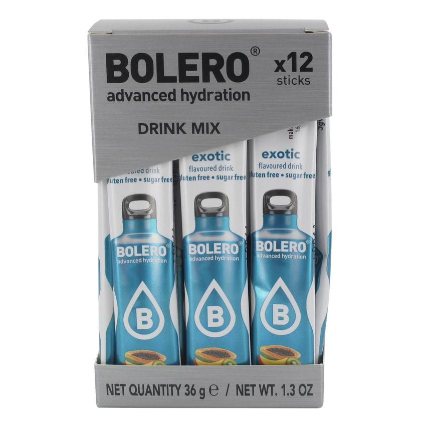 Bolero Sticks Exotic 12 x 3g Beutel