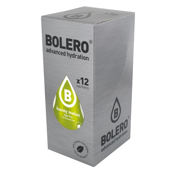 Bolero Drinks Honey Melon (Honigmelone) 12 x 9g