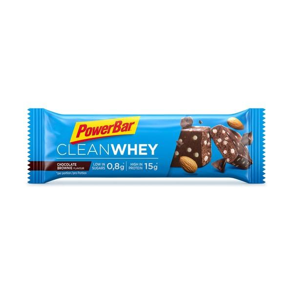 Powerbar Clean Whey Chocolate Brownie 1 x 45g Riegel