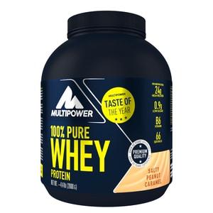 Multipower 100% Whey Protein Salty Peanut Caramel 2000g Dose