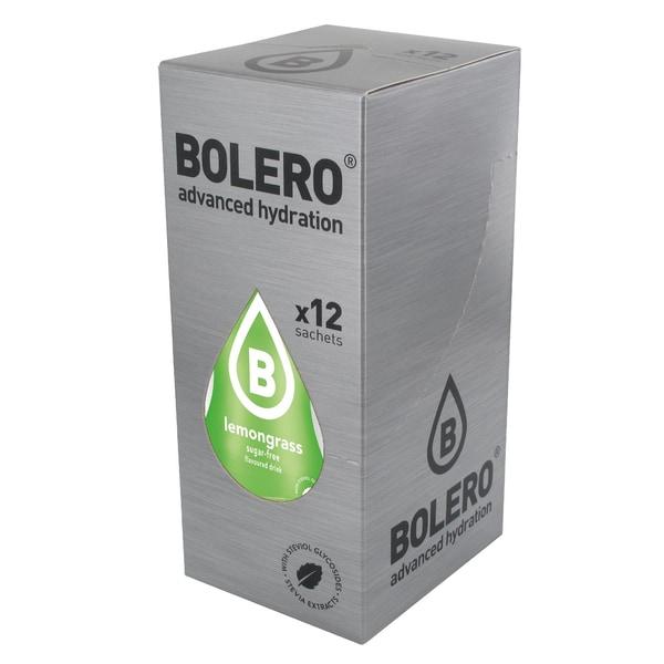 Bolero Drinks Lemongrass (Zitronengras) 12 x 9g