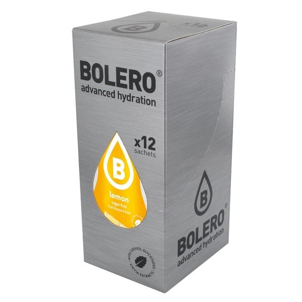 Bolero Drinks Lemon (Zitrone) 12 x 9g