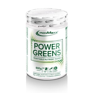 IronMaxx Power Greens 600g Dose
