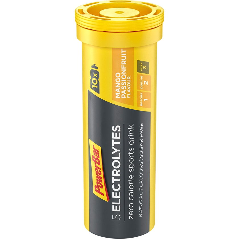 Powerbar 5ELECTROLYTES Sports Drink Mango Passionfruit 10 Tabletten
