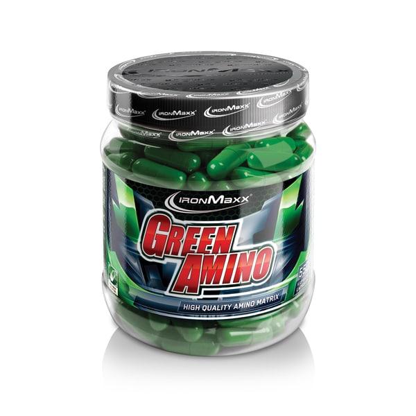 IronMaxx Green Amino 550 Kapseln
