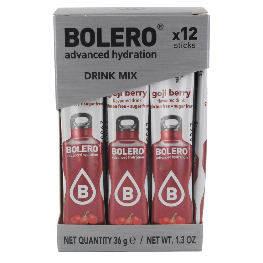 Bolero Sticks Goji Berry 12 x 3g Beutel
