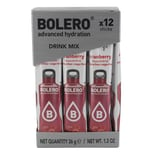 Bolero Sticks Cranberry 12 x 3g Beutel