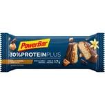 Powerbar Protein Plus Bar 30% Karamell Vanille Crisp 1 x 55g Riegel
