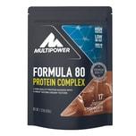 Multipower Formula 80 Protein Complex Schokolade 510g Beutel
