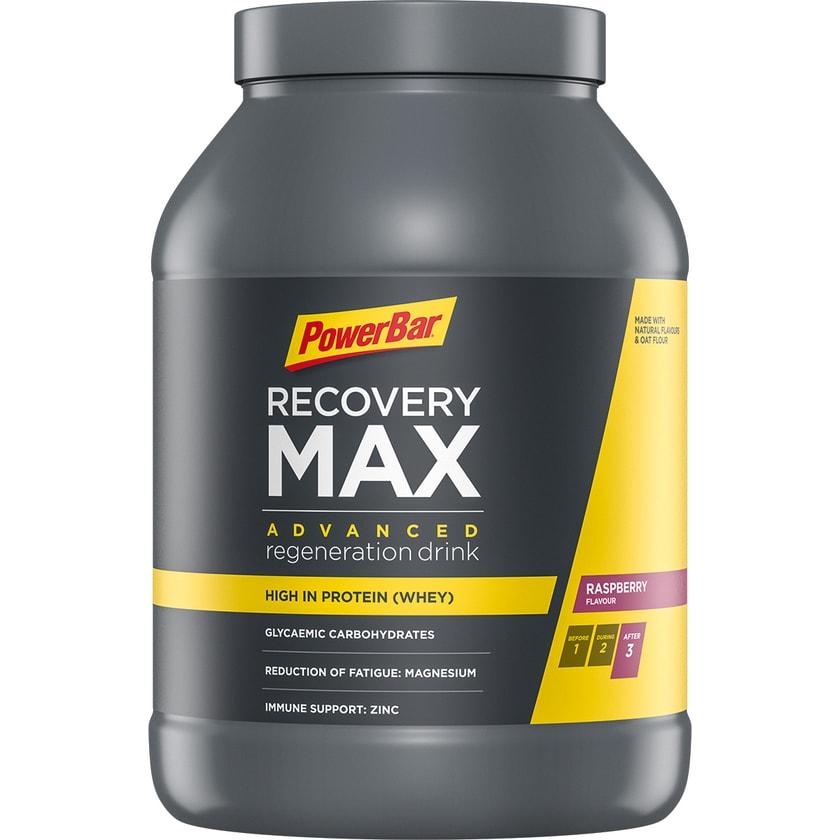 Powerbar Recovery Max Raspberry 1144g Dose