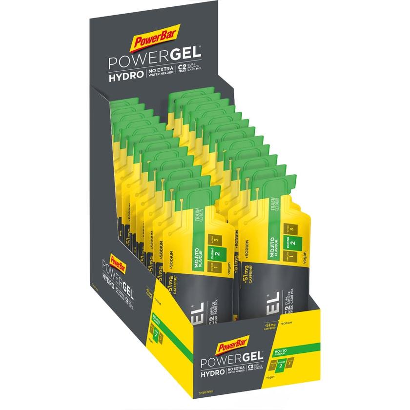 Powerbar Hydro Gel Box Mojito 24 x 67ml Beutel