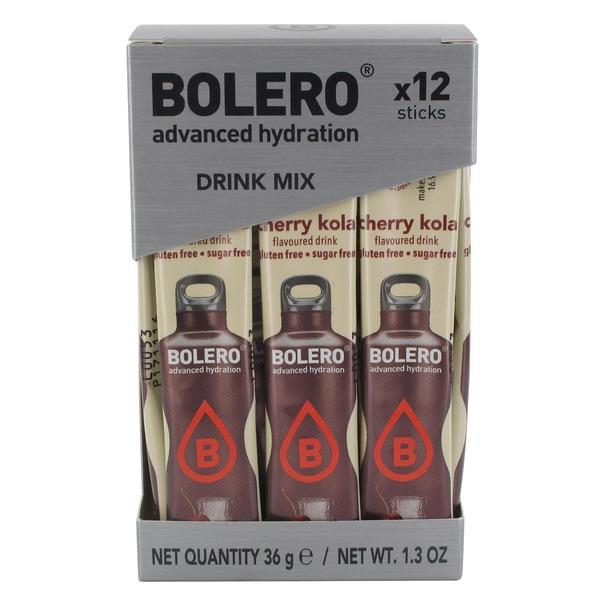 Bolero Sticks Cherry Cola (Kirsche Cola) 12 x 3g Beutel