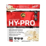All Stars HY-PRO 85 White Chocolate 500g Beutel
