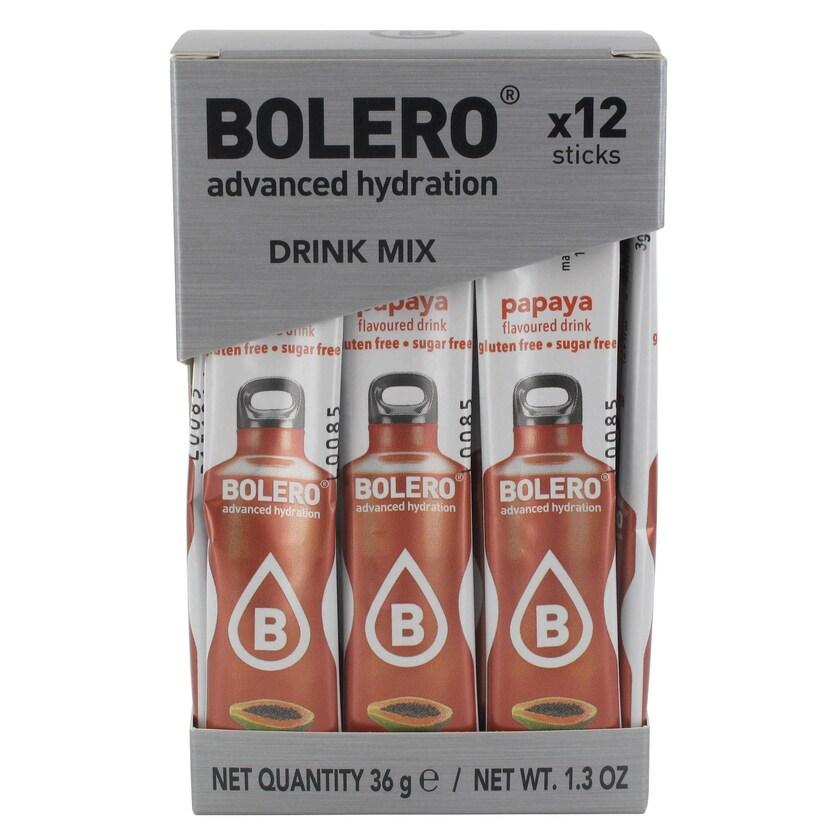 Bolero Sticks Papaya 12 x 3g Beutel