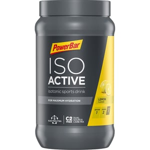 Powerbar IsoActive Sports Drink Zitrone 600g Dose