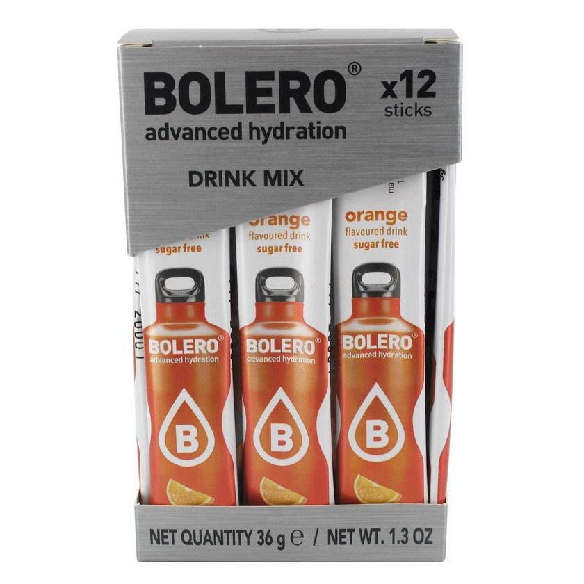 Bolero Sticks Orange 12 x 3g Beutel