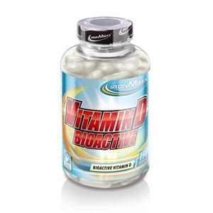 IronMaxx Vitamin D Bioactive 130 Kapseln