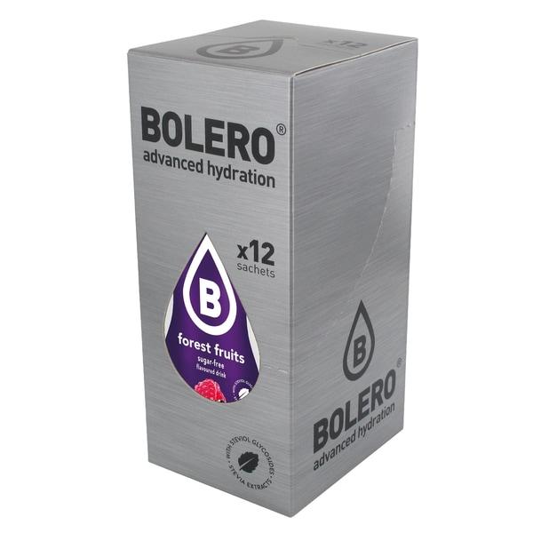 Bolero Drinks Forest Fruit (Waldfrucht) 12 x 9g