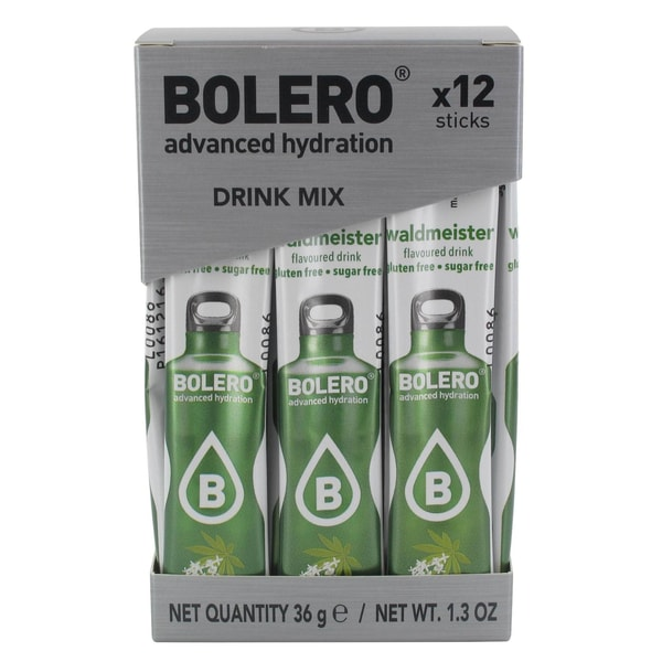 Bolero Sticks Waldmeister 12 x 3g Beutel