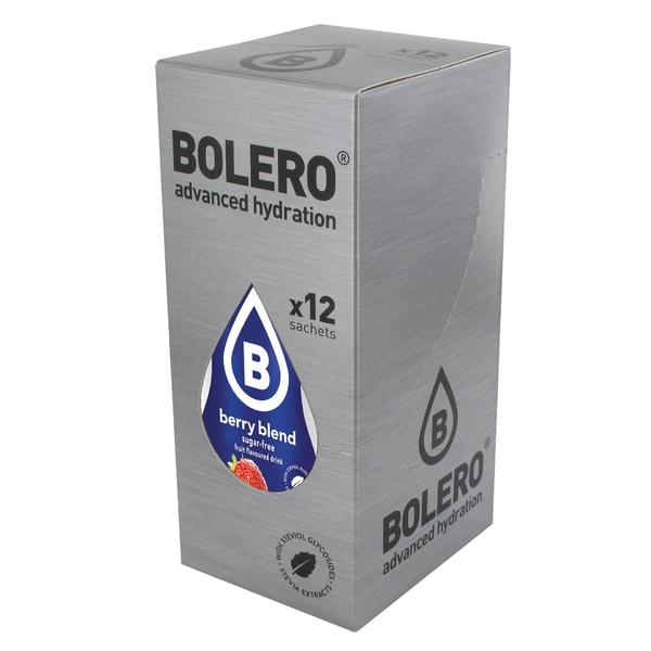 Bolero Drinks Berry Blend (Beerenmischung) 12 x 9g