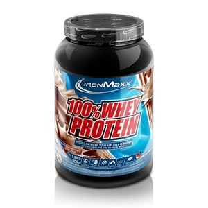 IronMaxx Whey Protein Cassis-Joghurt 900g Dose