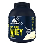 Multipower 100% Whey Protein Dose Vanille 2000g Dose