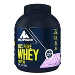 Multipower 100% Whey Protein Blaubeere 2000g Dose