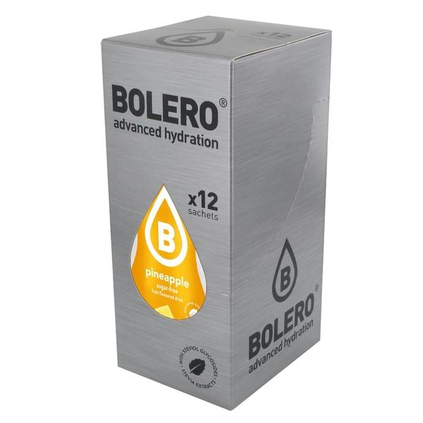 Bolero Drinks Pineapple (Ananas) 12 x 9g