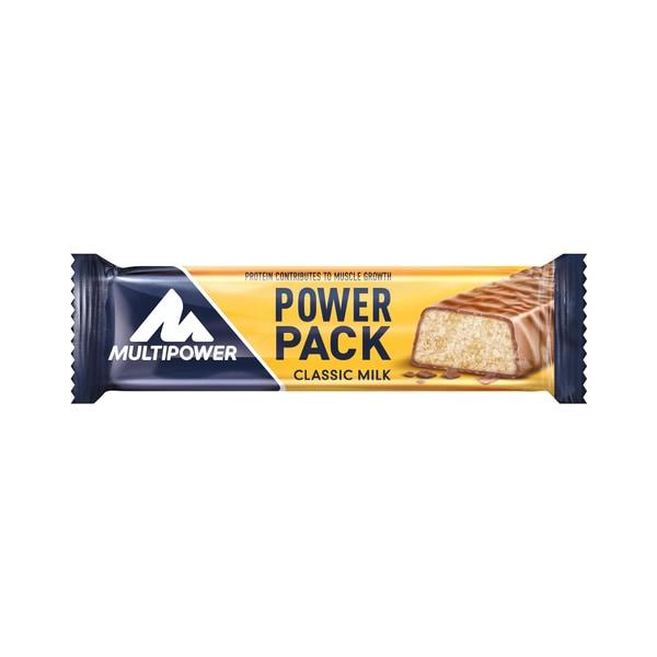 Multipower Power Pack Classic Milk 1 x 35g Riegel