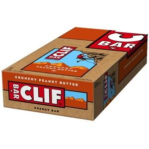 CLIF Bar Energie-Riegel Crunchy Peanut Butter 12 x 68g
