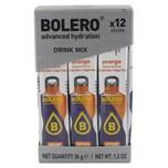 Bolero Sticks SPORT Orange 12 x 3g Beutel