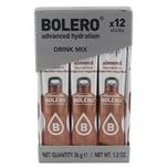 Bolero Sticks Almond (Mandel) 12 x 3g Beutel