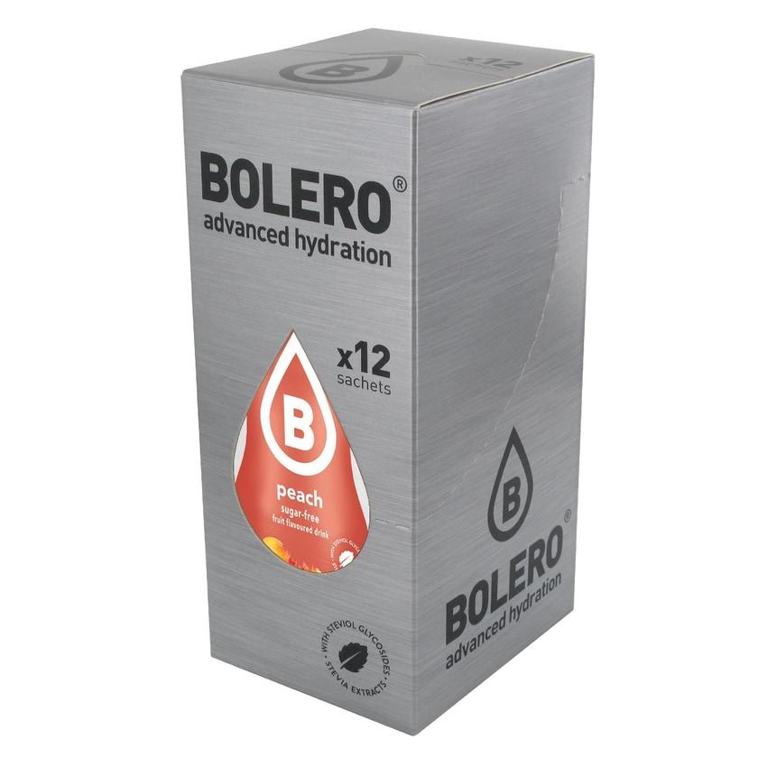 Bolero Drinks Peach (Pfirsich) 12 x 9g